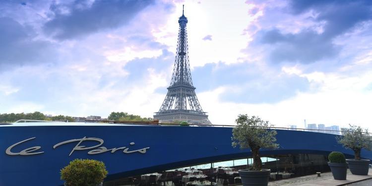 Happy Boat, Salle de location Paris Trocadéro #5