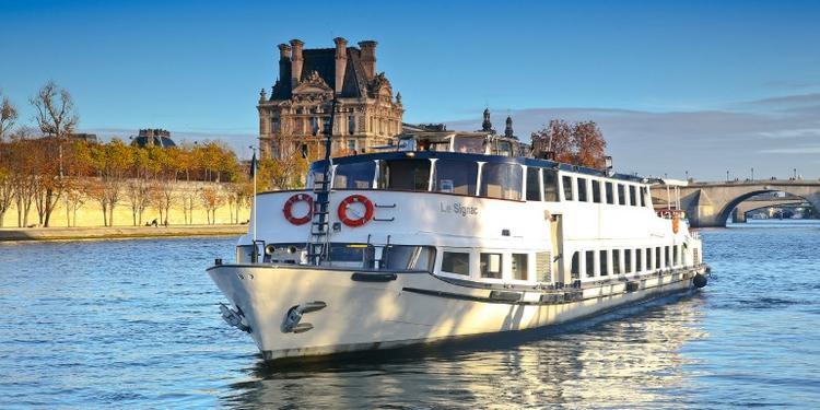 Happy Boat, Salle de location Paris Trocadéro #6