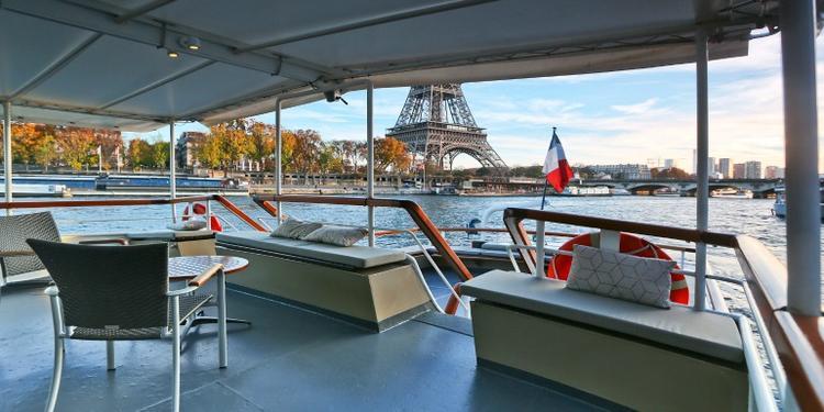 Happy Boat, Salle de location Paris Trocadéro #7