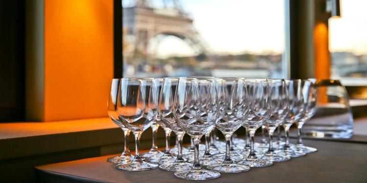 Happy Boat, Salle de location Paris Trocadéro #8