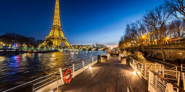 Happy Boat, Salle de location Paris Trocadéro #0