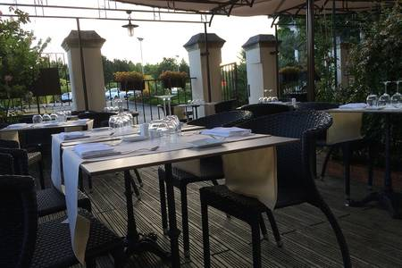 Restaurant L'Hoirie, Restaurant Beaucouzé  #0