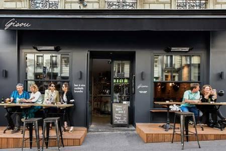 Le Gisou, Bar Paris Montmartre  #0