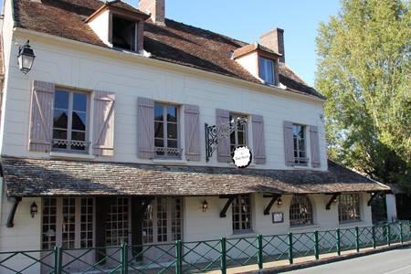Restaurant La Toque Blanche, Restaurant Les Mesnuls  #0