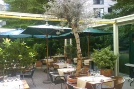 Restaurant Le Brantôme, Restaurant Courbevoie  #0