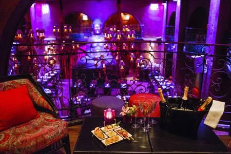 Le Buddha-Bar Restaurant, Restaurant Paris Concorde #0