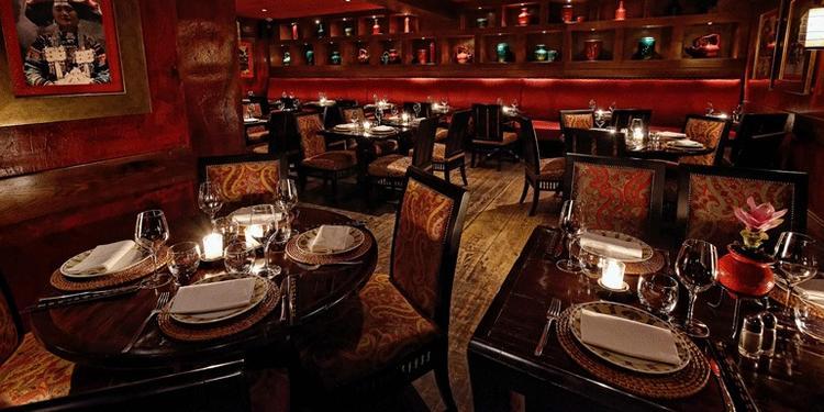 Le Buddha Bar, Restaurant Paris Concorde #1