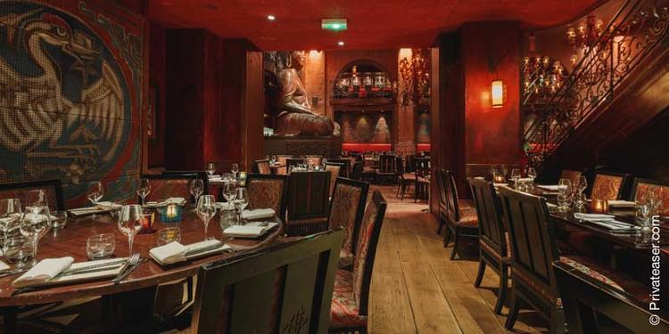 Le Buddha Bar, Restaurant Paris Concorde #2