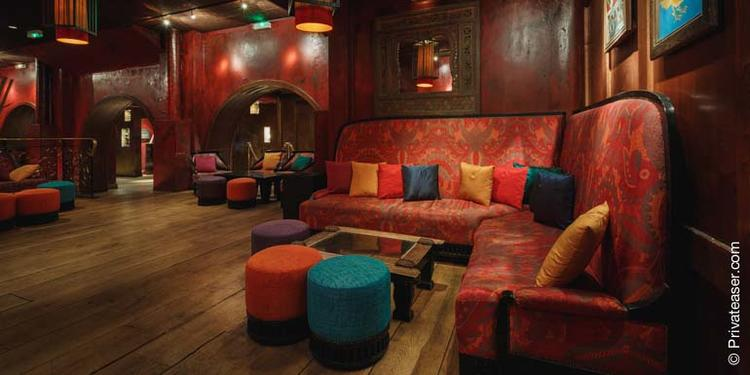 Le Buddha Bar, Restaurant Paris Concorde #3