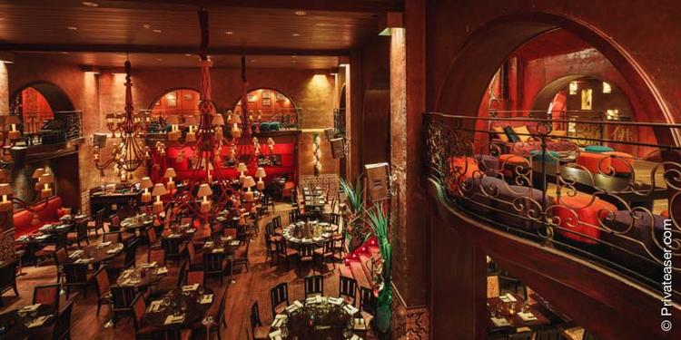 Le Buddha Bar, Restaurant Paris Concorde #4