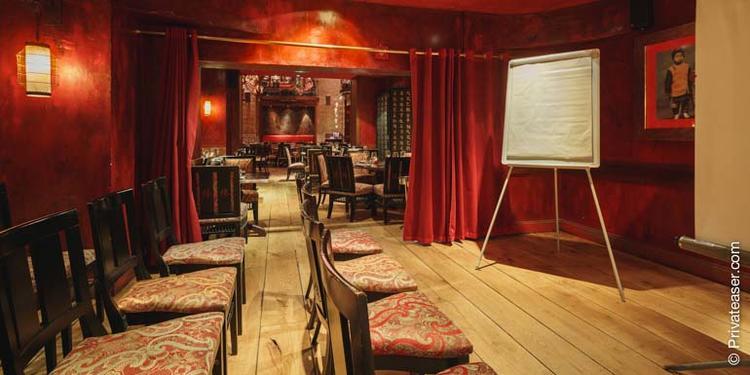 Le Buddha Bar, Restaurant Paris Concorde #8