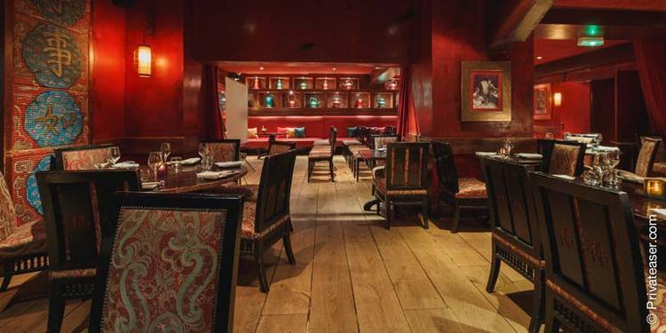 Le Buddha Bar, Restaurant Paris Concorde #9