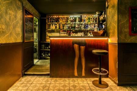 OMantra by Les Princesses, Bar Paris Odéon #0