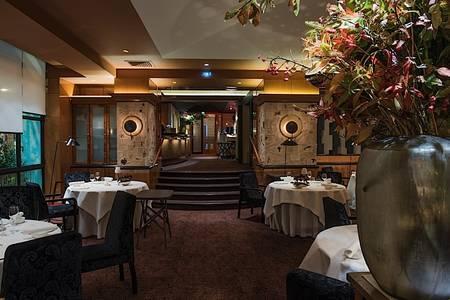 Restaurant Pierre Gagnaire, Restaurant Paris Faubourg-du-Roule #0