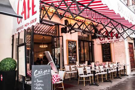 Café Brasserie Ragueneau, Restaurant Paris Palais Royal #0