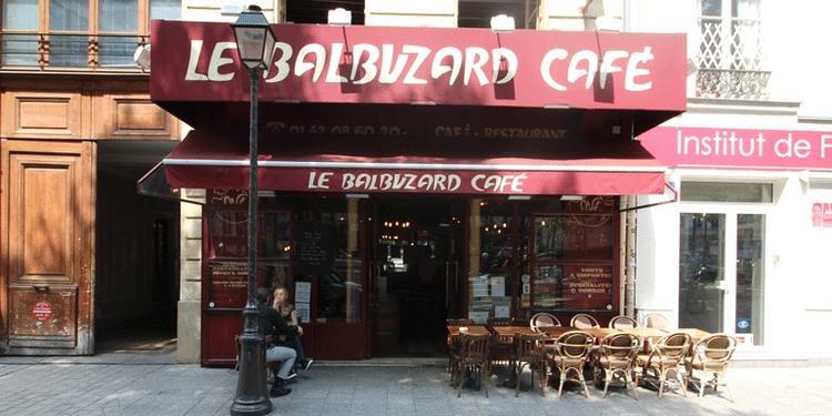 Le Balbuzard, Restaurant Paris République #3