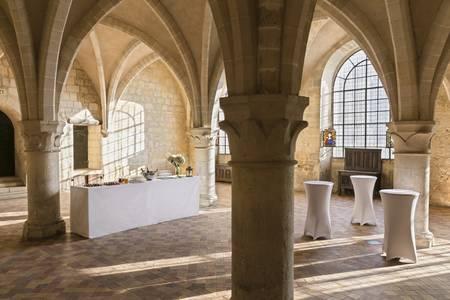 Royaumont Abbaye & Fondation, Salle de location Asnières-sur-Oise  #0