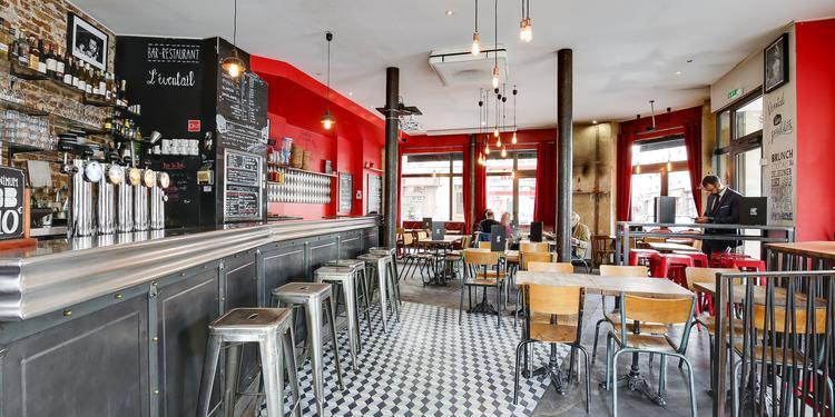 L'Éventail, Bar Paris Oberkampf #0