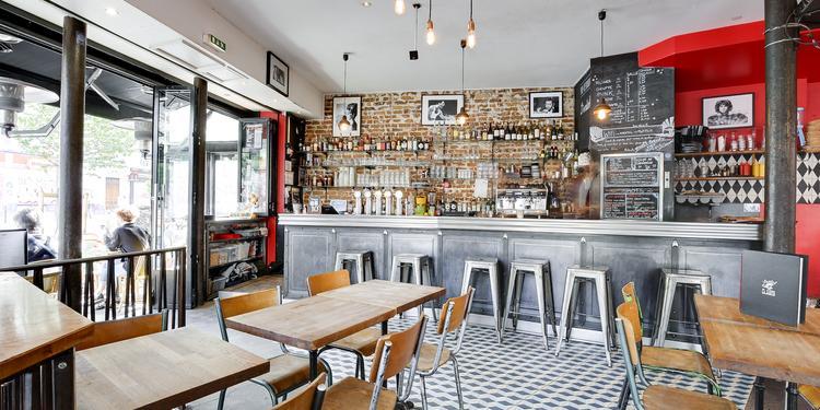 L'Eventail, Bar Paris Oberkampf #0