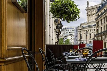 Sofitel Scribe Paris, Restaurant Paris Opéra #0
