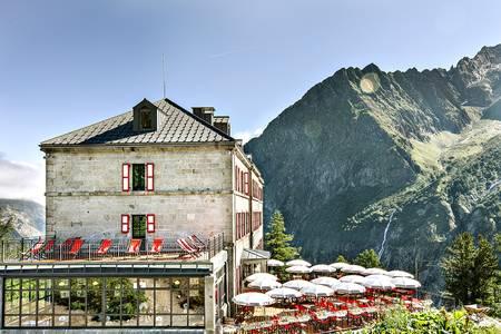 Terminal Neige Refuge Du Montenvers, Salle de location Chamonix-Mont-Blanc  #0