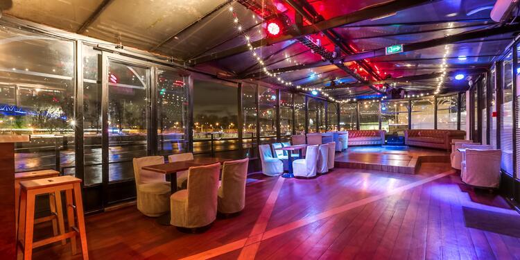 Le Kiosque Flottant, Salle de location Paris BFM #0