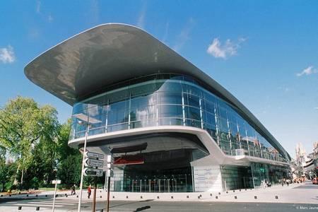 Palais Des Congrès Et Parc Expo De Tours, Salle de location Tours  #0