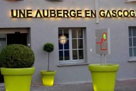 Une Auberge En Gascogne, Salle de location Astaffort  #0