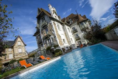 Villa Augeval Hôtel & Spa, Salle de location Deauville  #0