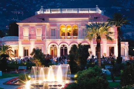 Villa Ephrussi De Rothschild, Salle de location Saint-Jean-Cap-Ferrat  #0
