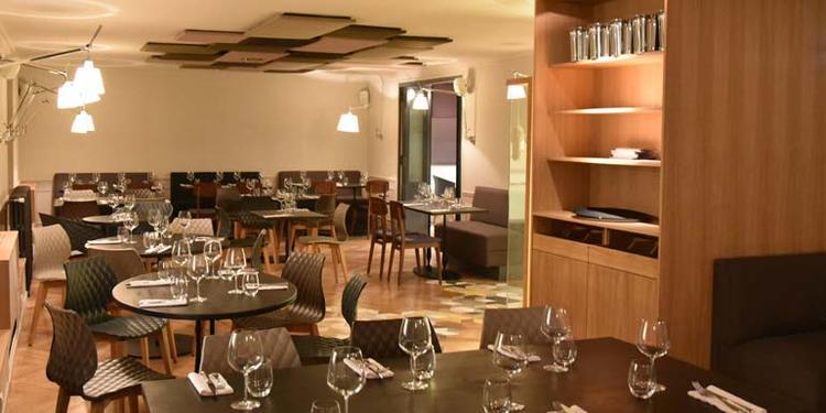 Meriggio (Restaurant), Bar Paris Grands Boulevards #0