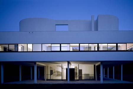 Villa Savoye Le Corbusier, Salle de location Poissy  #0