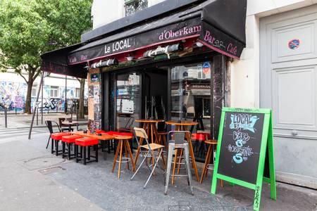 Le Local, Bar Paris Oberkampf #0