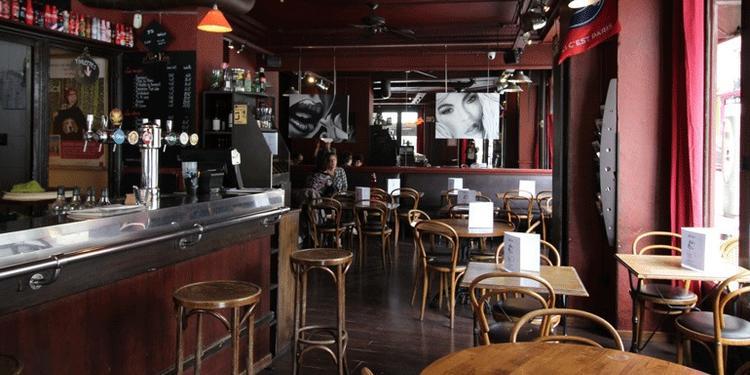 Le Café Fusain, Bar Paris Père Lachaise #0