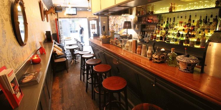 Little Bastards, Bar Paris Mouffetard #0