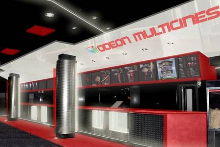 Odeon Multicines, Sala de alquiler Tres Cantos  #0
