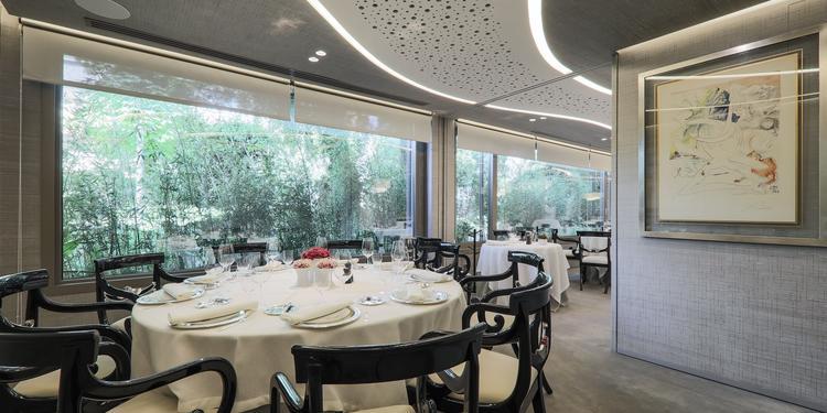 Zalacaín, Restaurante Madrid La Castellana #0