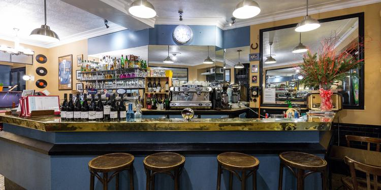 Les Frangins, Bar Paris Les Gobelins  #0
