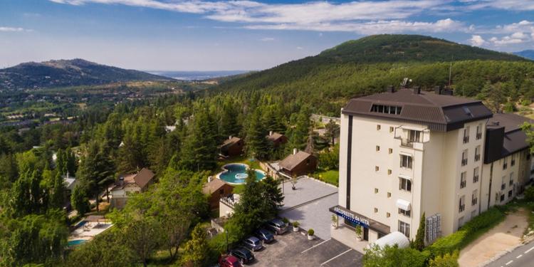 Hotel Arcipreste de Hita, Sala de alquiler Navacerrada Sierra de Navacerrada #0