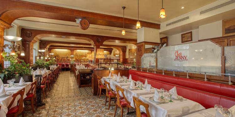Chez Jenny : Le Restaurant, Restaurant Paris République #0