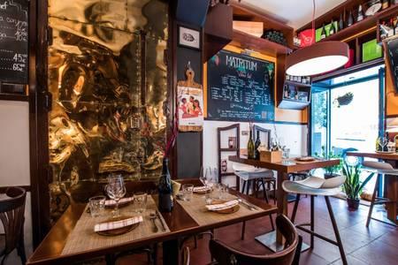 Matritum, Restaurante Madrid La Latina #0