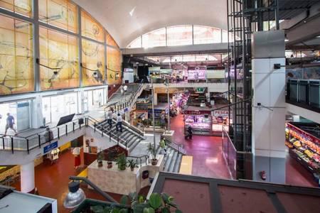 Mercado de la Cebada, Sala de alquiler Madrid La Latina #0
