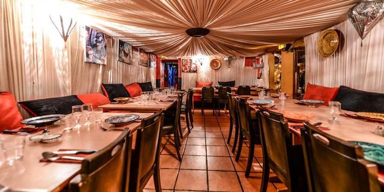 Le Club Casablanca du Paris Marrakech, Bar Paris Lafayette - Grands Boulevards #0
