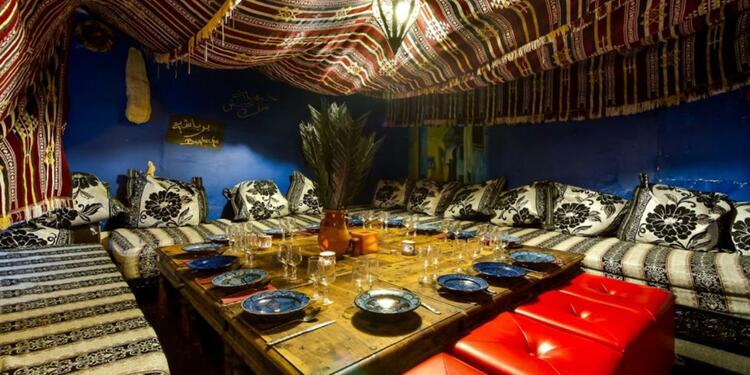 Le Comptoir Marrakech, Restaurant Paris  #0