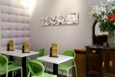 Borax, Restaurante Madrid Chueca #0