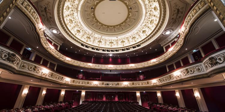 Le Théâtre Marigny : la Grande Salle, Salle de location Paris Champs-Elysées #0