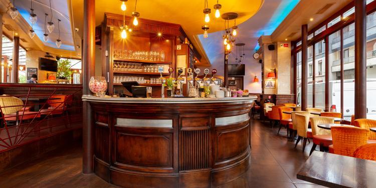 Le Bel Air, Bar Paris Bel-Air #0