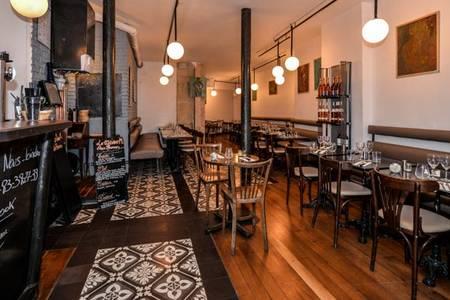 La Cantine Saint Maur, Restaurant Paris Parmentier #0