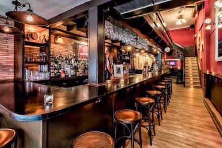 Baton Rouge, Bar Madrid Sol #0