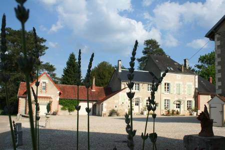 Domaine Du Bouloy, Salle de location Druyes-les-Belles-Fontaines  #0